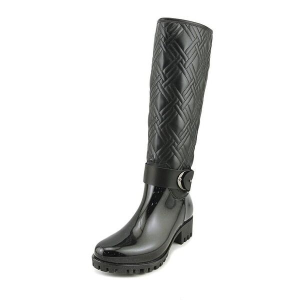 Spring Step Eris Black Boots