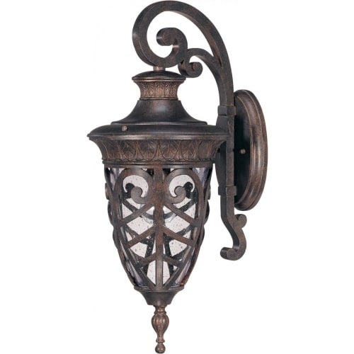 Nuvo Lighting 60/2054 Aston Single Light Ambient Lighting Outdoor Wall Sconce