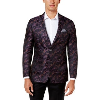 Tallia Mens Two-Button Blazer Suit Seperates Officewear - 42l
