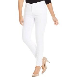 NYDJ Womens Alina Leggings Classic Rise Slimming Fit
