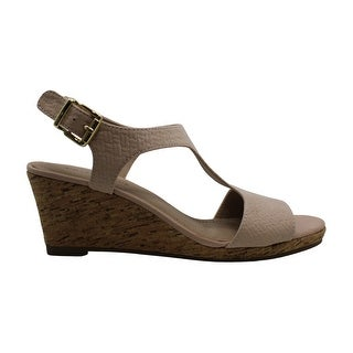Charter Club Womens Shelbee Open Toe Casual T-Strap Sandals
