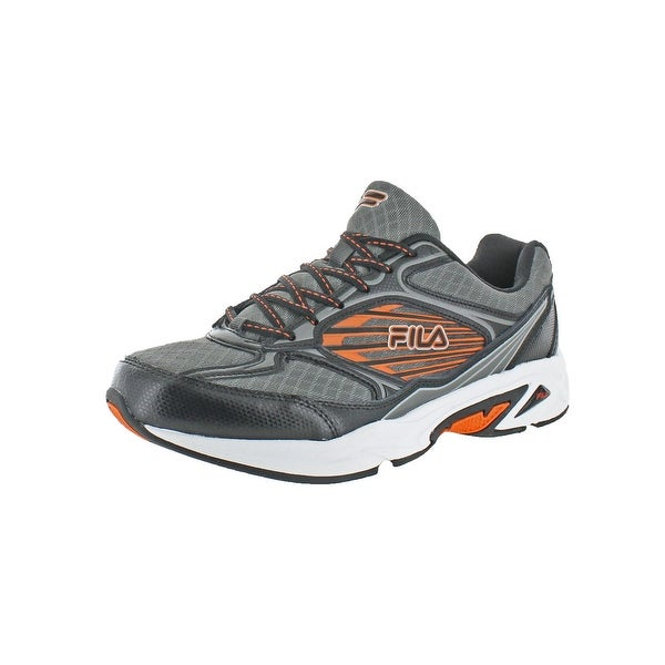 Fila Mens Inspell 3 Running Shoes Leather Pattern