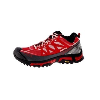 Boreal Climbing Shoes Womens Lightweight Alligator Red Grey 31646