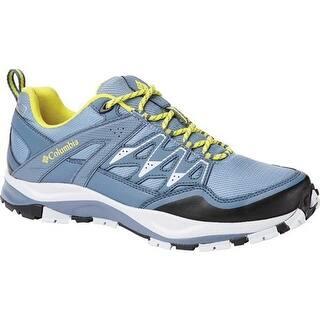 2e7a894aeb1 Quick View.  109.95. Columbia Women s Wayfinder OutDry Trail Shoe Dark  Mirage Acid Yellow