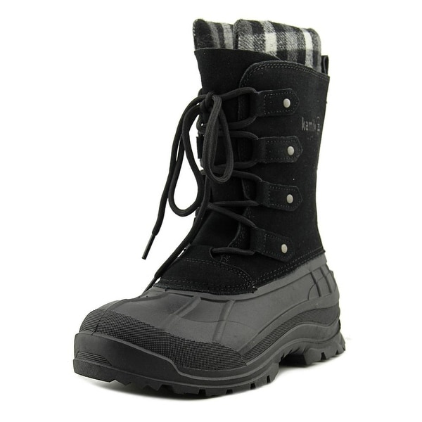 Kamik Calgary Women Round Toe Synthetic Snow Boot