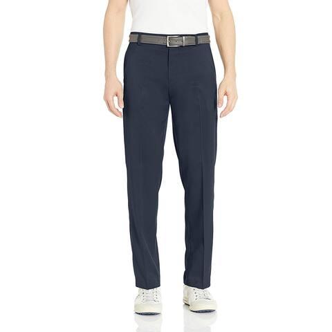 Essentials Men's Standard Classic-Fit Stretch Golf Pant, Navy, 36W x 30L - 36W x 30L