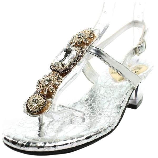 Love and Liberty Tiffany Women  Open-Toe Synthetic  Slingback Sandal