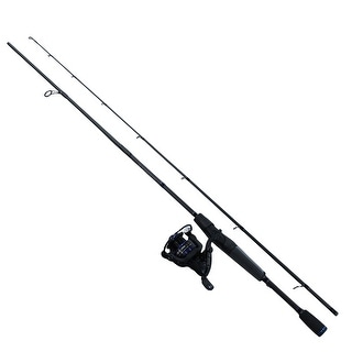 """Lew's Fishing American Heroes Speed Spool Spinning Rod And Reel Combo, 6' 6""""/Medium/185 Yd./10 Lb./6.2:1"""