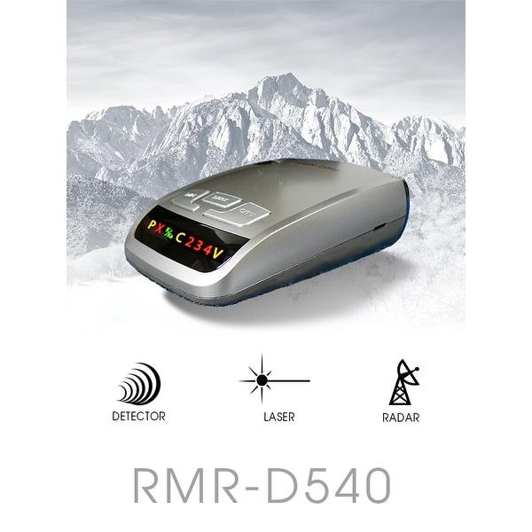 RMR-D540 Radar/ Laser Detector