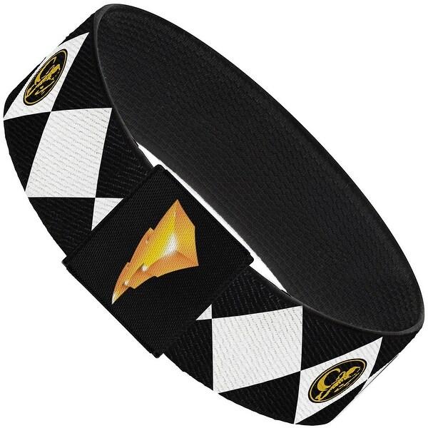 Diamond Black Ranger Elastic Bracelet