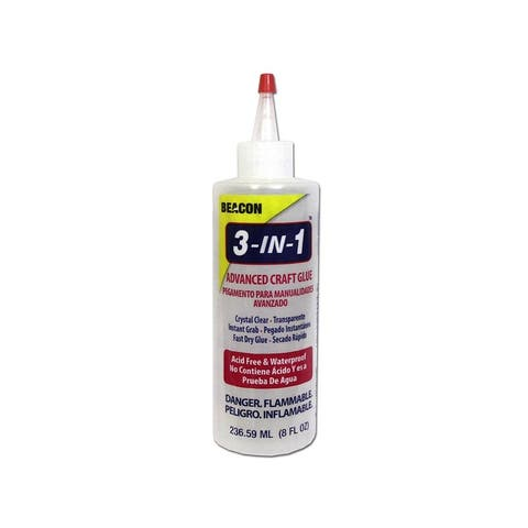 318ozbot12 beacon 3 in 1 craft glue 8oz