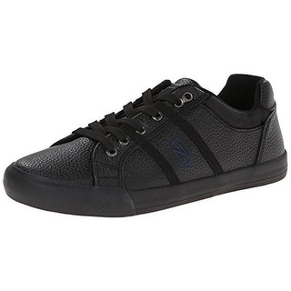 Nautica Mens Outpoint Leather Fashion Sneakers - 9.5 medium (d)