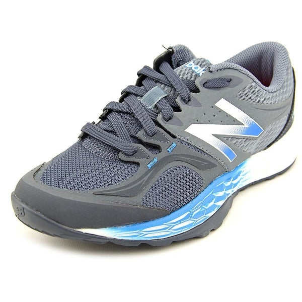 New Balance X80 Men Round Toe Synthetic Gray Cross Training