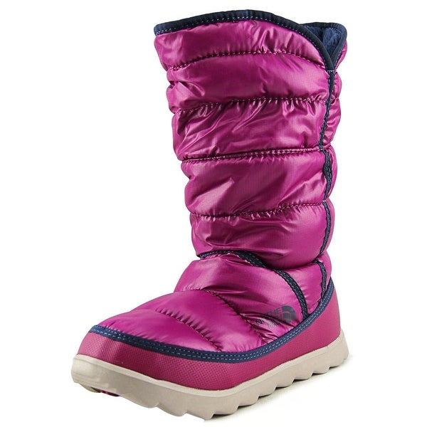 The North Face Amore II Women  Round Toe Synthetic Purple Snow Boot