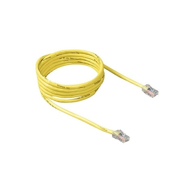 Belkin Components - Patch Cable Rj-45 (M)/(M) 10 Ft Yellow