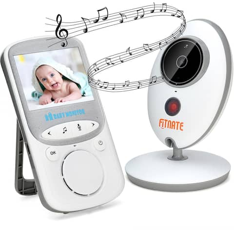 Fitnate® Wireless Video Baby Monitor for Pack n Play - S