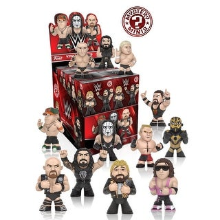WWE Funko Mystery Minis Single Blind Box Series 2 Figure - multi