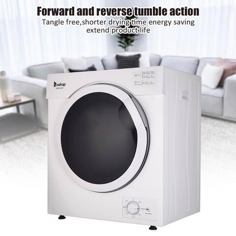 "ZOKOP GDZ55-08E Household Dryer 5.5kg Drum Dryer - 7'10"" x 10'10"""