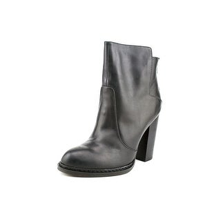 Chinese Laundry Gladly Women Round Toe Leather Boot