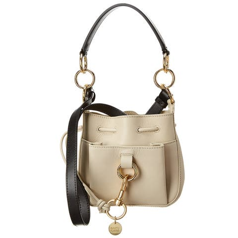See By Chloe Tony Mini Leather Crossbody