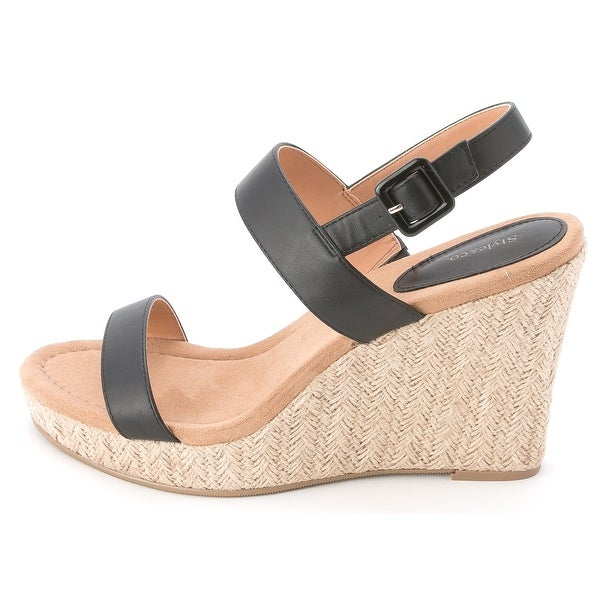 Style & Co. Women's Radleyy Espadrille Platform Wedges