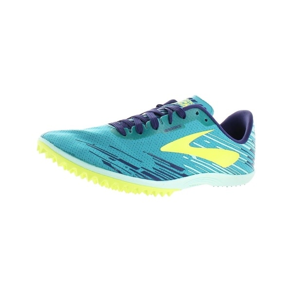 32c08a0d7cb Brooks Womens Mach 18 Spikeless Running Shoes Perforated Printed - 6 medium  (b