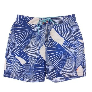 Nautica Mens Printed Quick Dry Board Shorts