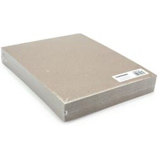 "Natural - Medium Weight Chipboard Sheets 8.5""X11"" 25/Pkg"