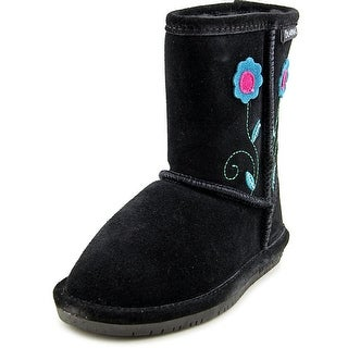 Bearpaw Buttercup Round Toe Suede Winter Boot
