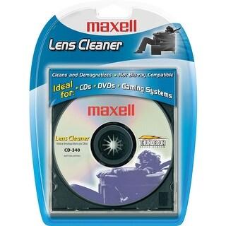 Maxell - Maxell Cd-340 Cd/Laser Lens Cleaner