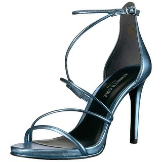 Link to Kenneth Cole New York Womens bryanna Open Toe Casual Ankle Strap Sandals Similar Items in Women's Shoes