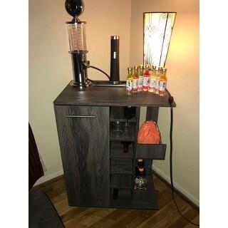 Copper Grove Travinh Bar Cart - N/A