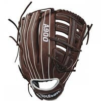 Wilson 2018 A900 Glove - Right Hand Throw Dark Brown/White, 12.5