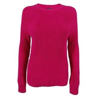 Ralph Lauren Women's Raglan Sweater