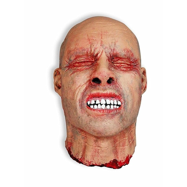 Severed Head Halloween Decoration
