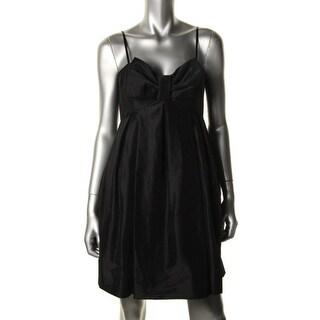 Jill Stuart Womens Semi-Formal Dress Taffeta Prom - 4