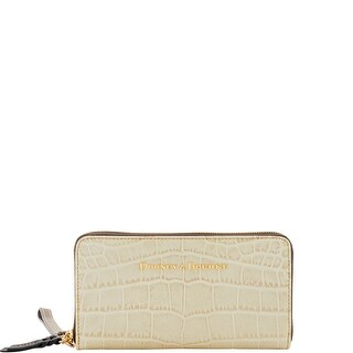 Dooney & Bourke City Lafayette Large Zip Around Wristlet Wallet (Introduced by Dooney & Bourke at $168 in Aug 2016)