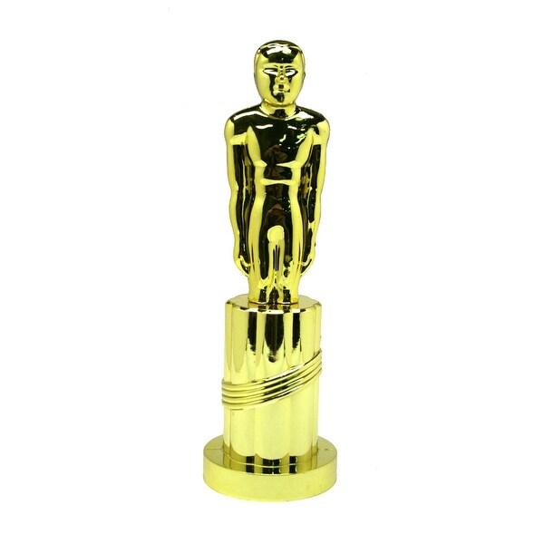 Gold Movie Award Trophy