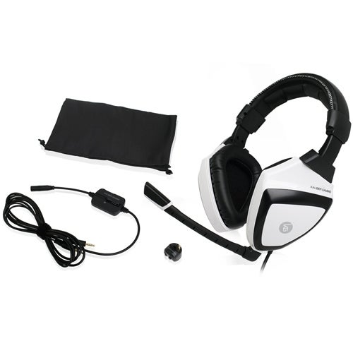 Iogear Kaliber Gaming Konvert Universal Gaming Headphones, Ghg600