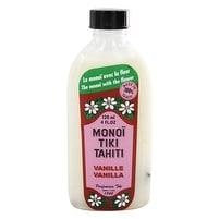 Monoi Coconut Oil Vanilla 4-ounce