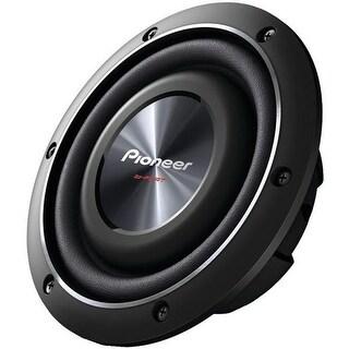 8 in. 600-watt Shallow Subwoofer, Dual 2- Voice Coils,