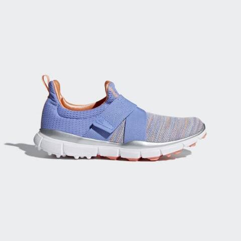 Adidas Women's Climacool Knit Purple/Blue/Coral Golf Shoes F33689