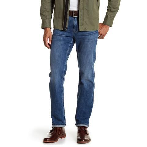 7 For All Mankind Mens Slimmy Clean Pocket Jeans 38 Lanar