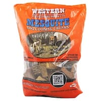 Western 78054 Mesquite BBQ Cooking Chunks, 570 Cu.in.