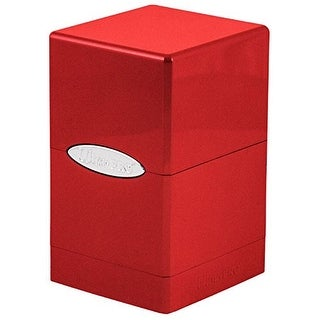 Deck Box Satin Tower: Metallic Fire