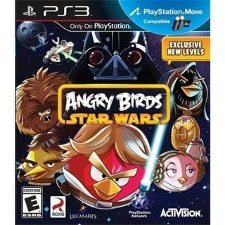 Activision Blizzard Inc - 76782 - Angry Birds Star Wars Ps3