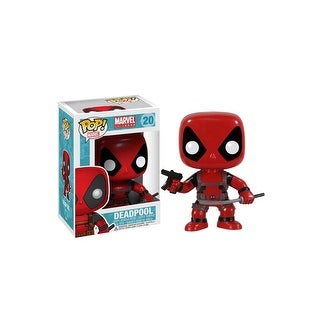 Funko POP Deadpool Vinyl Bobble-Head Figure - Multi