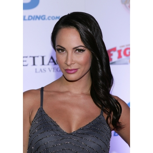 Shop Kenda Perez At Arrivals For 8th Annual Fighters Only World
