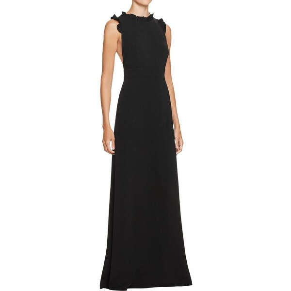 5845e507af11 Shop JILL Jill Stuart Womens Maxi Dress Criss-Cross Back Ruffled ...