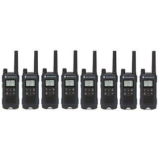 Motorola T460 (8 Pack) Two Way Radio